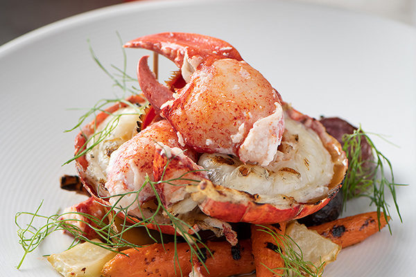 Tides Beach Club. Kennebunkport, Maine. Maine Lobster Two Ways
